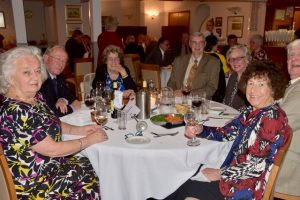 Clacton Rotary International Night 2018